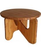 Bambusmöbeln mit einzigartiger Textur. Fest und stabil, langlebig, fas